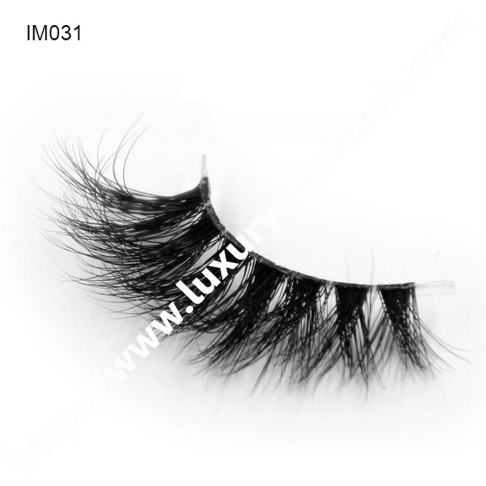 Best Seller Naked Band Mink Lashes Manufacture
